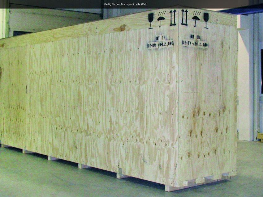 Verpackungen für den Versand aus  Mudau